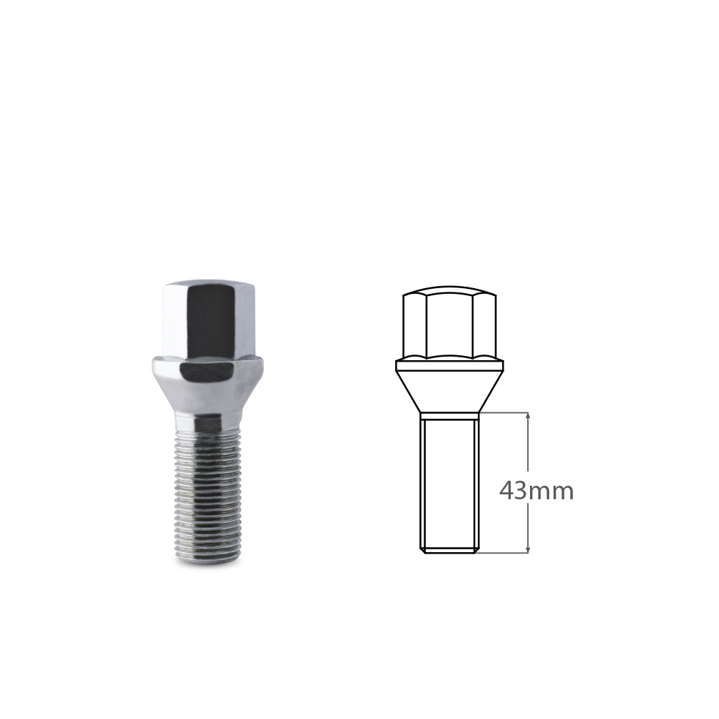 Lug_Bolt_Conical_Seat_Short